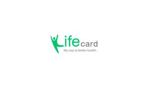 Lifecard brand logo